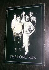 The Eagles 1980 Long Run Tour Book / Program - Very Rare