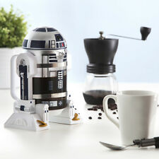 R2-D2 32oz/960ML Household Hand Made Robot Shape French Coffee Tee Press Pot New