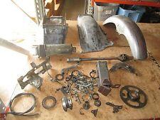 1982 Honda CX500 Tool Box Fender Inner Rear Fender Final Drive Shaft Parts Lot