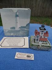 Harbour Lights Collectors Society Anniversary Edition Pt. Fermin California