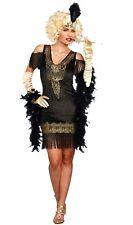 Sexy Swanky Flapper Halloween Costume XL