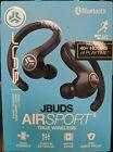 JLAB JBUDS AIRSPORTS True Wireless Bluetooth Earbuds - Black - New!!!