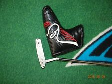 "EXCELLENT Edel Custom Blade 34"" Putter with headcover"