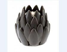 NEW Charcoal GreyTea Light Holder Candle Holder Home Decor Homewares Pretty