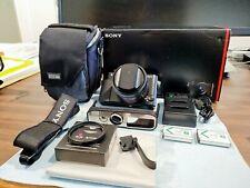 Sony Cyber-Shot DSC-RX1R 24.3MP Full-Frame Digital Camera 35mm f2 Lens + EXTRAS