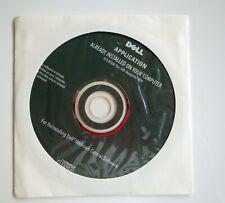 New Sealed Dell 8FD26 Webcam Central Software Reinstallation Disc CD