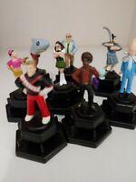 Saturday Night Live SNL Figure Character Set 8 Trivial Pursuit Replacement Parts
