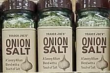 Trader Joe's Onion Salt Seasoning Blend ( Pack of 3) New Batch