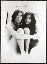 THE BEATLES POSTER PAGE . 1968 JOHN LENNON & YOKO ONO . TWO VIRGINS . I53