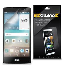 4X EZguardz LCD Screen Protector Skin Cover Shield HD 4X For LG Escape 2 H443