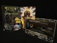 EDGE OF SANITY Unorthodox + Nothing But Death Remains / 1995 /  MC CASSETTE