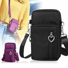 Mini Cross-body Cell Phone Bag Shoulder Strap Wallet Pouch Bag Purse