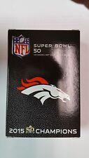 Denver Broncos Super Bowl 50 Commemorative Pack Bridgestone E6 (1/2) Dz