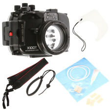 40M 130ft Underwater Waterproof Housing Diving Case For Fujifilm X-100T Camera