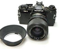 Olympus OM-3 + Olympus Zuiko-S 35-70mm F3.5
