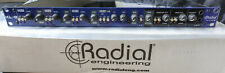 RADIAL KL-8 DIGITAL AUDIO MIXER AND USB INTERFACE AS NEW