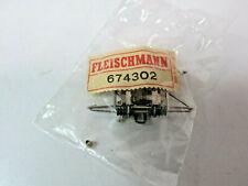 Stromabnehmer in OVP,Fleischmann H0,674302, neuwertig, OD