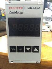 Pfeiffer Vacuum Dual Gauge Tpg 262 Pump Controller