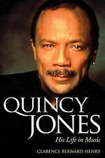 NEW Quincy Jones: His Life in Music (American Made Music Series)