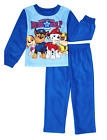 PAW PATROL Basic Fleece Pajamas Sleepwear Set NWT Toddlers Size 2T, 3T, 4T or 5T