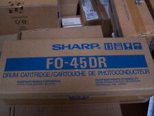 GENUINE SHARP FO-45R FO45DR Toner Cartridge New