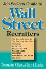 Job Seekers Guide to Wall Street Recruiters