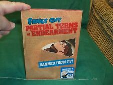 Lot of 3 Family Guy DVDs: Partial Terms of Endearment - Banned from TV + It's a