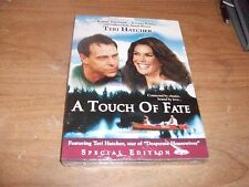A Touch of Fate (DVD Movie, 2005 Special Edition) Teri Hatcher Drama NEW