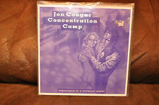 "Jon Cougar Concentration Camp - Asparagus In a Material World 7"" Vinyl E.P. Punk"