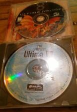 The Complete Ultima VII (PC, 1993) MS-DOS 8 ONLINE CD-ROM Game Disc Only