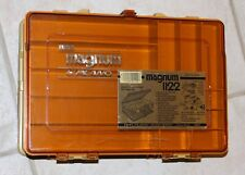 Plano Magnum 1122 Double Sided Fishing Tackle / Hobby Storage Box