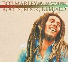 Roots Rock Remixed - Marley Bob & The Wailers CD QUANGO
