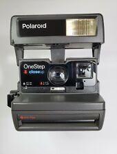 Polariod One Step Close Up 600 Vintage Instant Film Camera + 1 pack New Film