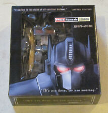 NEW IGEAR Nemesis Black Faith Leader PP01B Transformer Masterpiece Optimus Prime