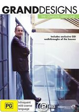 Grand Designs : Series 1 (DVD, 2009, 2-Disc Set)