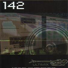 Ultimix 142 CD Ultimix Records Jonas Brothers,Jordin Sparks,The Ting Tings,Bleu