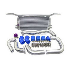 Front Mount INTERCOOLER KIT For 95-99 ECLIPSE 2G 4G63 GST GSX