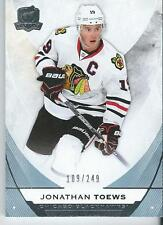 2015-16 15-16 UD Upper Deck The Cup JONATHAN TOEWS #19 Base Card Chicago 109/249