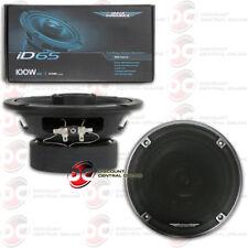 "IMAGE DYNAMICS ID65 6.5 INCH 6.5"" 2-WAY CAR AUDIO FULL RANGE COAXIAL SPEAKERS"