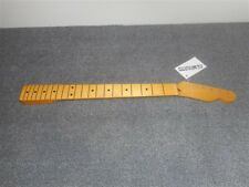 NEW Replacement Fender Tele Neck, Maple, Poly Finish, Stainless Frets, #TMF-S