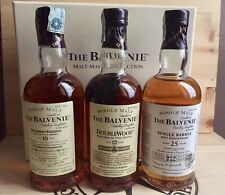The Balvenie Master's Selection (10 + 12 + 25 Years old) 3 x 200 ml Whisky Rare