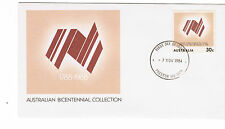 1988 30c Bicentennial Collection   First Day Cover