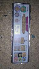 Panneau shield i/o ASUS P5LP-LE REV 1.04 plaque arriere