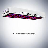 Kind LED K3 L600 Grow Light Full Spectrum Indoor Lighting - Multi Pack SAVINGS