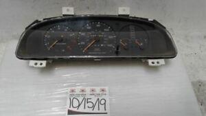 Speedometer Instrument Cluster 94 1994 Mazda 626 4Cyl 56K Miles GB6J-55-430
