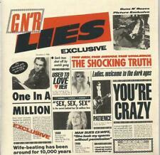 Guns N Roses - G N' R Lies 1988 CD album