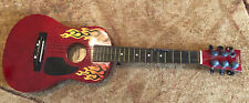 Guitar Acoustic First Act Fg-128 1/2 Size Acoustic Guitar
