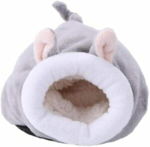 Small Animal Soft Warm Bed Pet Hammock Dwarf Hamster Gerbil Mouse House Nest