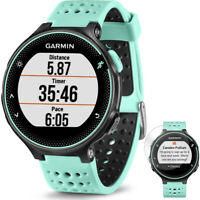 Garmin Forerunner 235 GPS Watch with Heart Rate Monitor Blue + Screen Protector