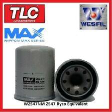 Honda Nissan Oil Fltr WZ547NM/Z547 Jazz Odyssey MDX NSX S2000 Cube Maxima Navara